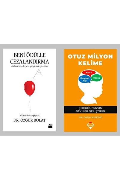 Buzdağı Yayınevi Otuz Milyon Kelime + Beni Ödülle Cezalandırma 2 Kitap