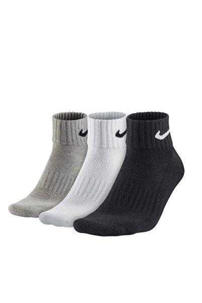 Nike SX4926-901 3 Renk 3 lü Çorap Seti