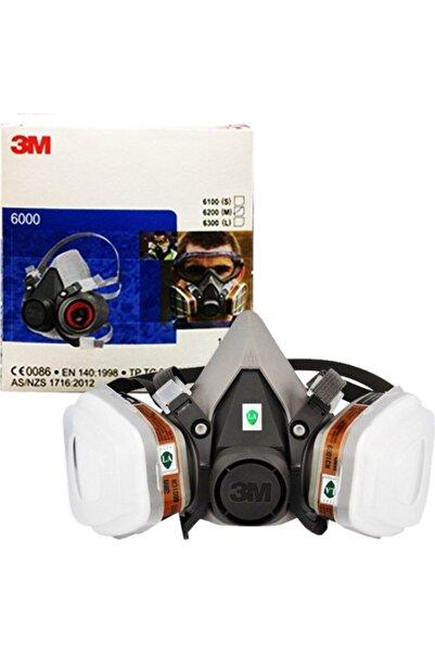 3M A+ 6200 Gaz - Buhar - Boya Maskesi Takım