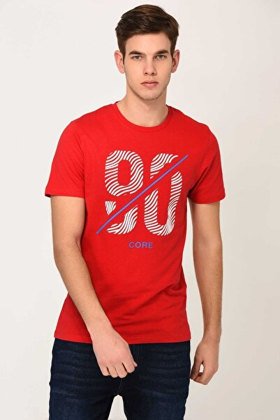 Jack & Jones T-shirt - Booster Core Tee SS Crew Neck 12156806