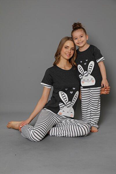 modalizy Anne Kız Kombinleri Tavşan Baskılı'' (tek Tek Sepete Eklemeniz Gerekmektedir) Tek Ürün Fiyatıdır.