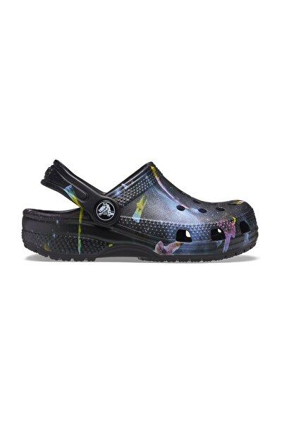 Crocs Kids Classic Out of this World II Cgk Siyah Çocuk Sandalet Terlik