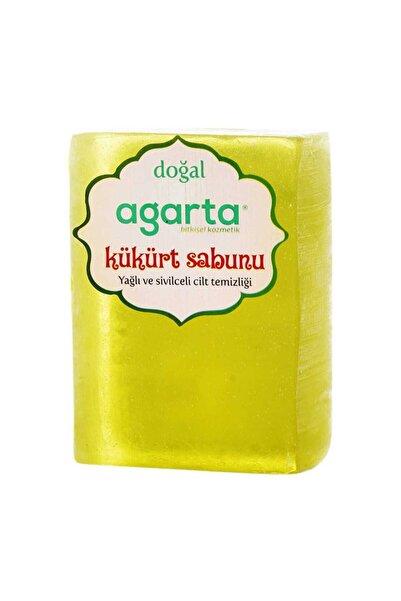 Agarta Doğal Kükürt Sabunu 150 gr