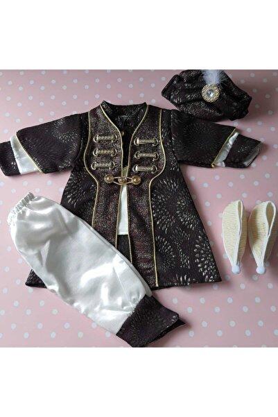 Petite Ponpon Baby Erkek Çocuk Mevlütlük Şehzade Sünnetlik Kıyafeti