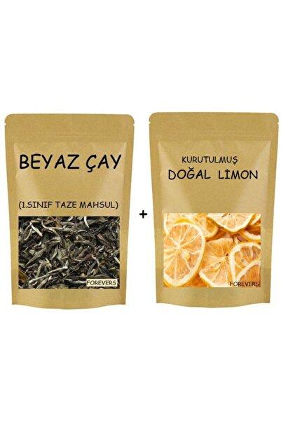 forevers Beyaz Çay (95gram) & Doğal Limon (35gram)