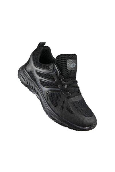 Lotto Unisex Siyah Koşu Antrenman Ayakkabısı