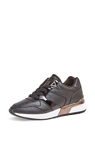Guess Kadın Siyah Suggested Retail Price  Sneakers Fl7movell12