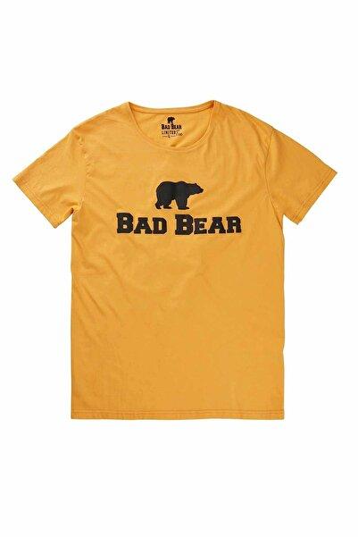 Bad Bear Tee Erkek Tişört 19.01.07.002mustard