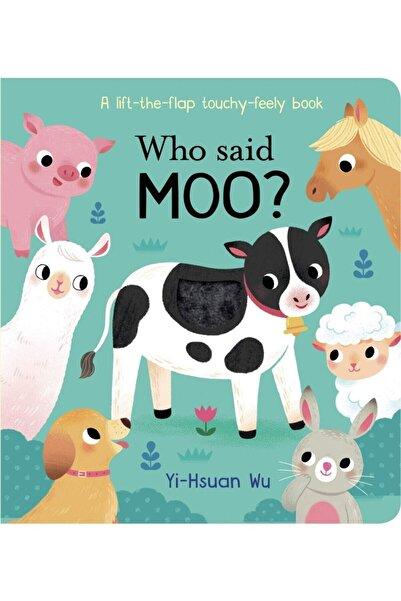 Little Tiger Kids Lt - Who Said Moo?
