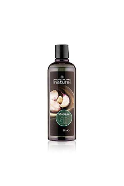 Huncalife Nature Sarımsaklı Şampuan 500 ml