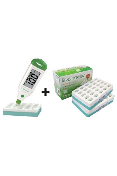 Polygreen Akıllı Şeker Ölçer Ve Şeker Ölçme Stripi Kg5170 Kg5810
