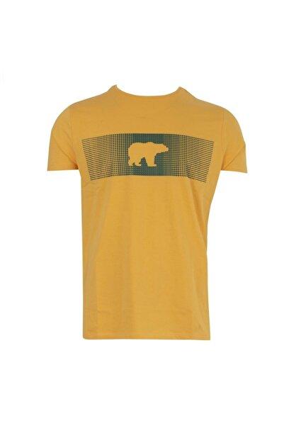 Bad Bear Erkek Sarı T-Shirt   20.01.07.024