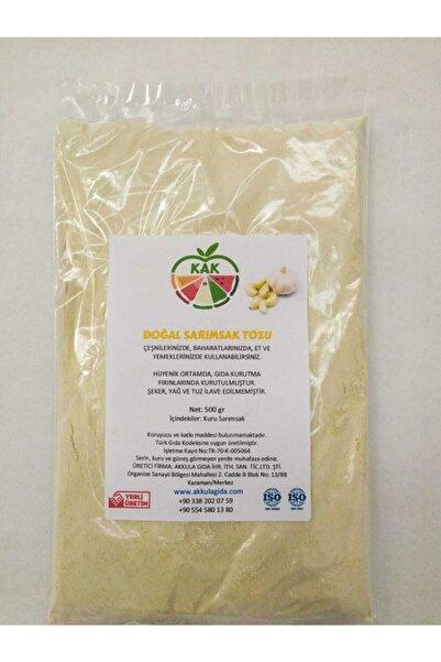 Kak Dried Fruit Sarımsak Tozu