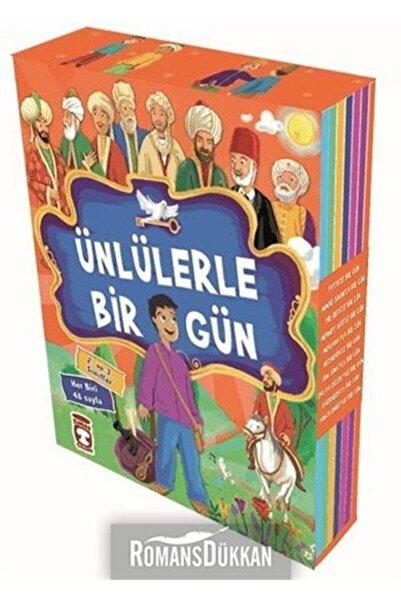Timaş Çocuk Ünlülerle Bir Gün 10 Kitap Takım