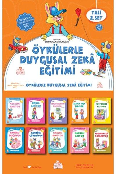Nesil Yayınları Tali 2 Öykülerle Duygusal Zeka Eğitimi (10 KİTAP)