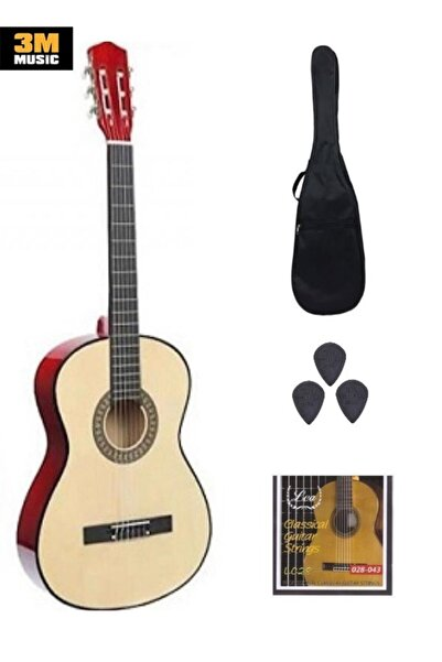 LEA Klasik Gitar Naturel Renk 3m