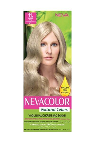 Neva Color Natural Colors Saç Boyası 11 Fildişi