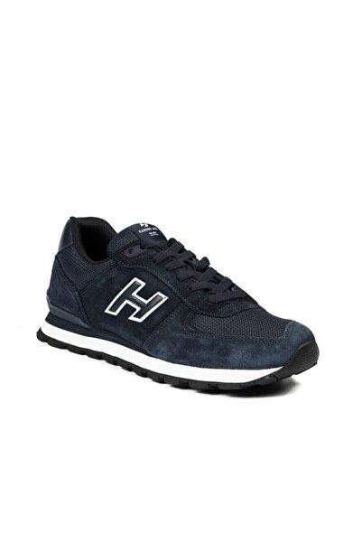 Hammer Jack Kadın Siyah Peru Deri Günlük Spor Ayakkabı 102 19250-g