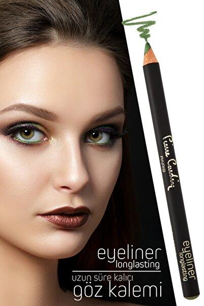 Pierre Cardin Uzun Süre Kalıcı Yeşil Göz Kalemi - Longlasting Eyeliner  8680570262033