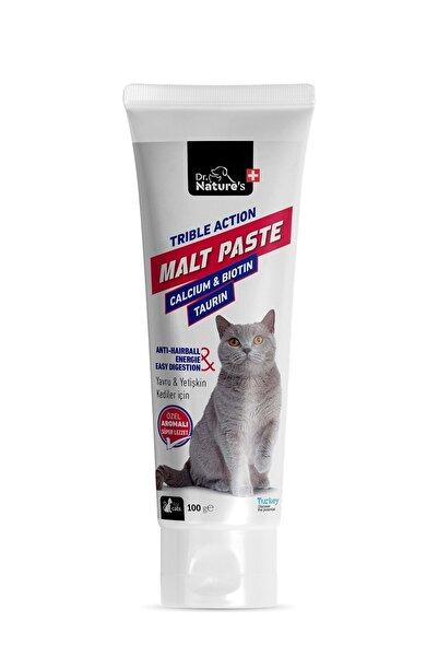 Dr. Nature's Kedi Malt Macun ( Tüy Yumağı Için Hairball) 100 Gr