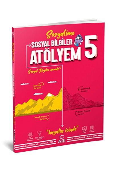 Türk Dil Kurumu Yayınları 5. Sınıf Sosyalimo Sosyal Bilgiler Atölyem