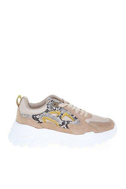 Fabrika Kadın Bej Sneakers
