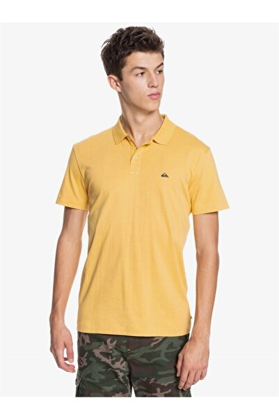 Quiksilver Erkek Polo Yaka Tişört
