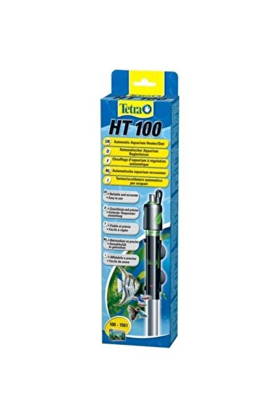Tetra Tec Ht 100 W Akvaryum Su Isıtıcısı (100-150lt.)