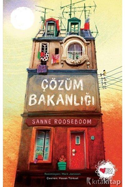 Can Çocuk Yayınları Çözüm Bakanlığı - Sanne Rooseboom