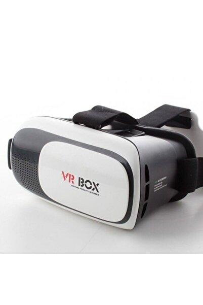 VR BOX Beyaz 3d Sanal Gerçeklik Gözlüğü 2.0