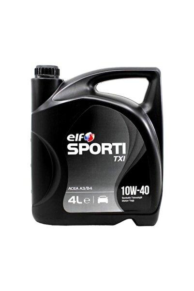 ELF Sportı Txı 10w40 4 Litre