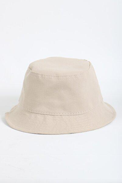 Bentillo Kremrengi Bucket Balıkçı Şapka