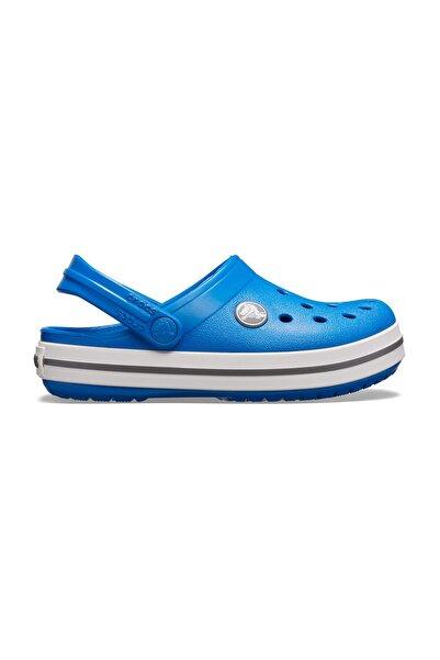 Crocs Kids Crocband Clog K - Unisex Çocuk Mavi  Spor Sandalet