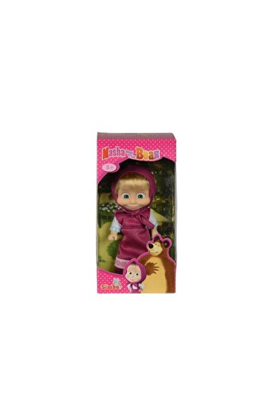 Simba Toys Maşa Günlük Kıyafetli Bebek 12Cm