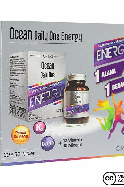 Ocean Daily One Energy 1+1 (30+30) Tablet