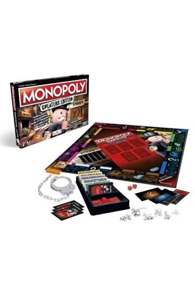 Monopoly Cheaters Edition Çok Oyunculu Oyun Seti