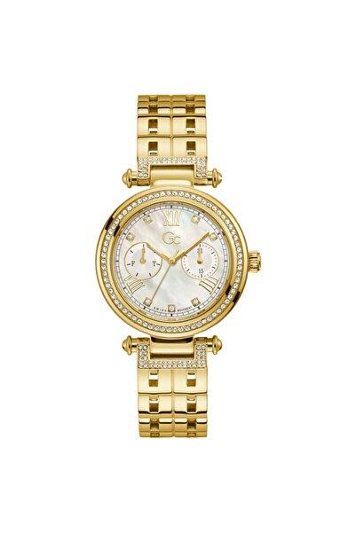 Guess Collection Kadın Sarı Kol Saati