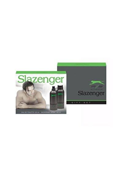 Slazenger Activesport Edt+deo Set (Yesil)