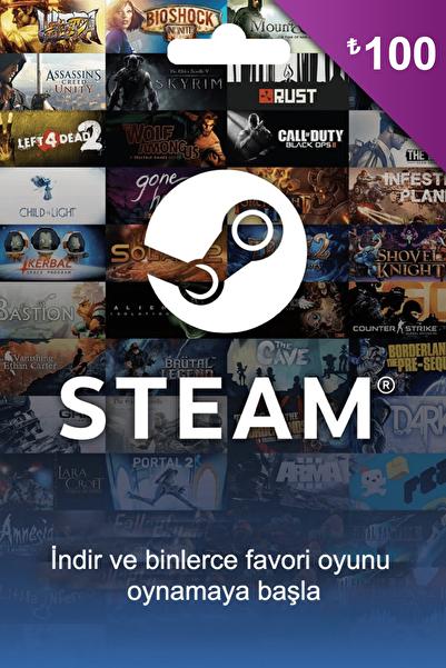Steam 100 Tl Steam Kodu