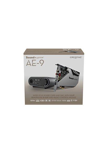CREATIVE Sound Blaster Ae-9 Xamp Harici Bi-amp ve Ses Modülü 32-bit 384 Khz Pcı-e Ses ve Dac