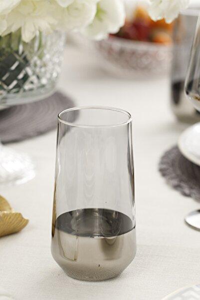 English Home Lydia Cam 2'li Meşrubat Bardağı 470 Ml Gümüş