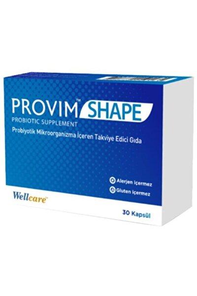 Wellcare Provim Shape Probiyotik 30 Kapsül