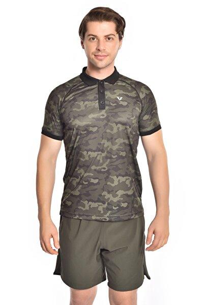 bilcee Erkek Haki Erkek T-Shirt Gs-1344