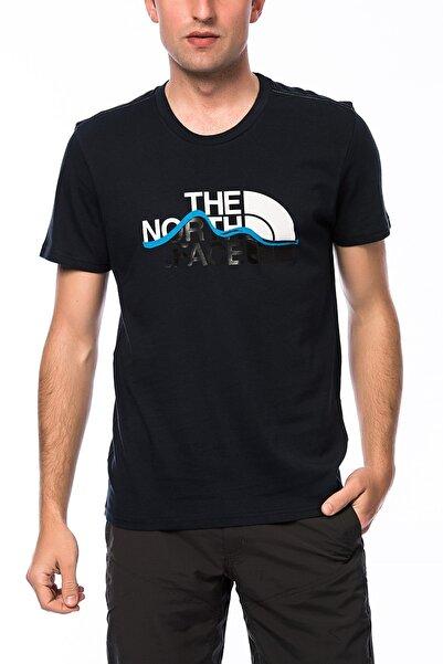 THE NORTH FACE Erkek T-shirt - Siyah