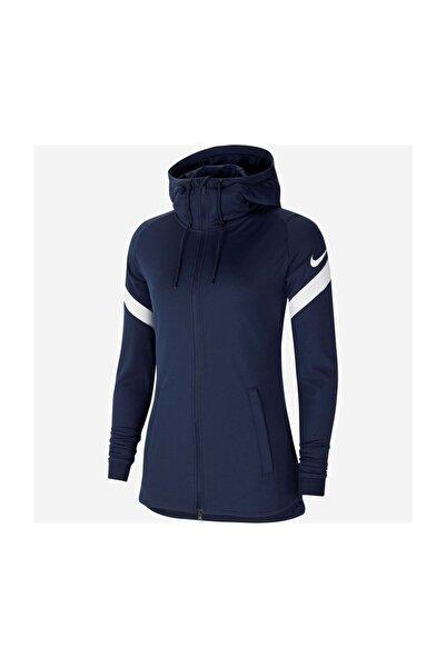 Nike Kadın Spor Sweatshirt - Dri-Fit Strike - CW6098-451