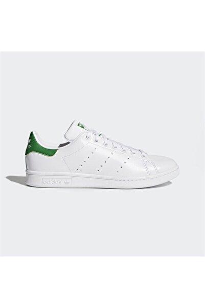 adidas Erkek Beyaz Stan Smıth Günlük Spor Ayakkabı M20324