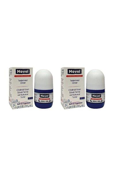 movel 2 Adet Roll On Antiperspirant Ter Önleyici Ve Ter Kokusu Yok Edici 50 Ml