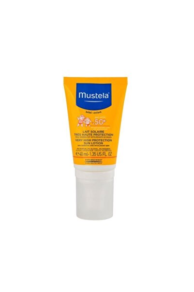 Mustela Protective Face Cream Spf50+ 40ml