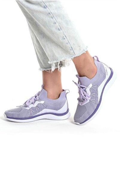 Forelli Kadın Lila Spor Ayakkabı 54815