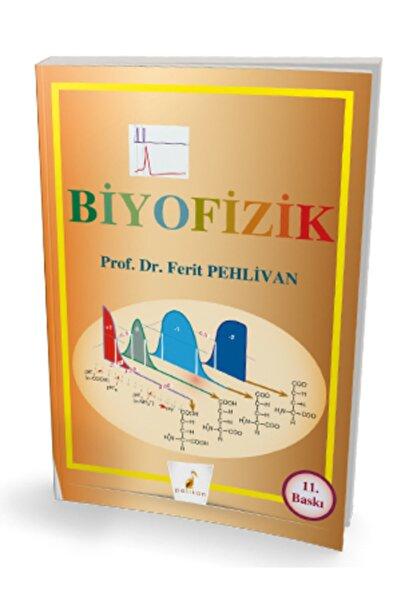 Pelikan Kitabevi Biyofizik Ferit Pehlivan